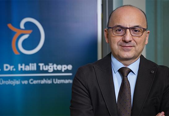 Prof. Dr. Halil Tuğtepe
